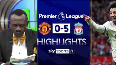 Akrobeto Video Used By UK Troll Network To Mock Manchester United After 5 - 0 Defeat GO Viral (Video Below)