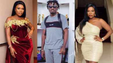 Amerado And Delay Spark In Hot Dating Rumours - Video
