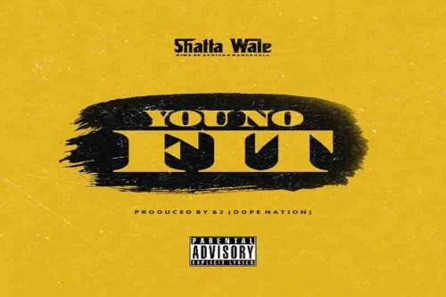Shatta Wale – You No Fit Lyrics
