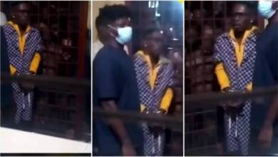 Shatta Wale's Massive Welcome From Cell Mates Trends - Video