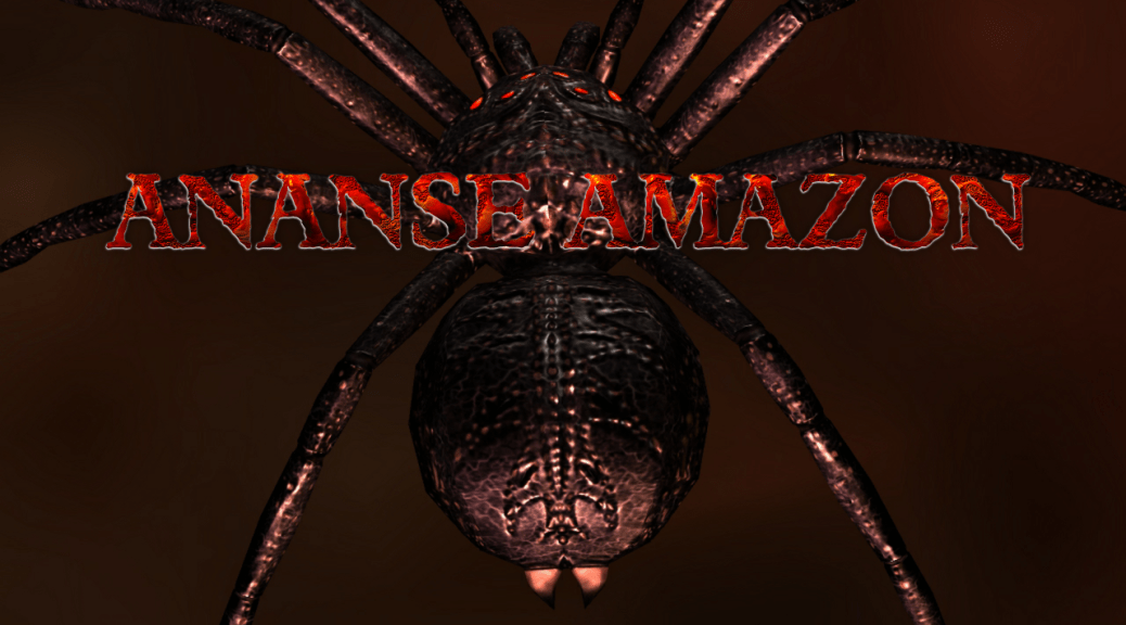 Ananse Amazon Demon Super Spider