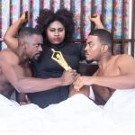See Photos: Ghanaian Movie Stars in bed for 2015 Ghana Movie Awards