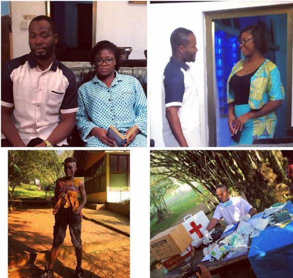no mans land ghana movie Adjetey anang and Salma Mumin
