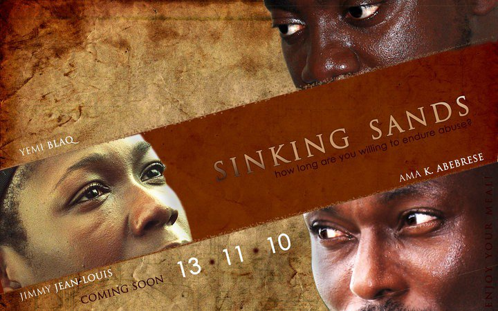 Sinking Sands ghana movies
