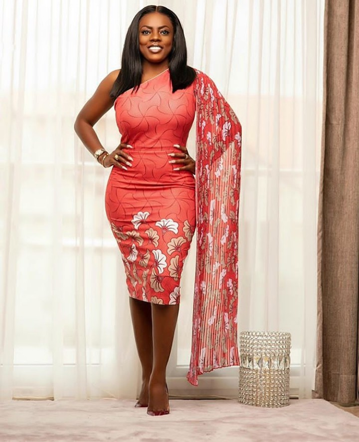 Ashawo' Is an Over-Used Insult, I Expect People to Be Creative – Nana Aba  Anamoah Says – Ghana Film Industry
