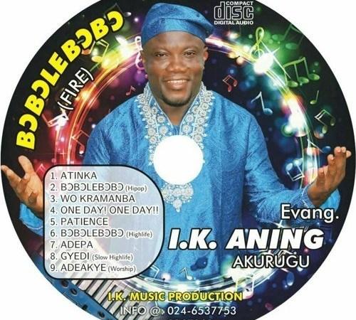 Evangelist IK Aning – Wobete Bobolebobo (Prod By Ofasco Beat)