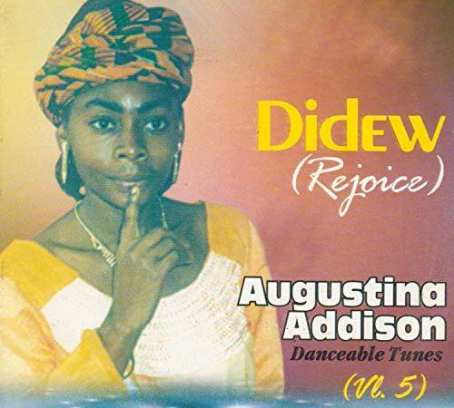 Augustina Addison – Me Ye Den