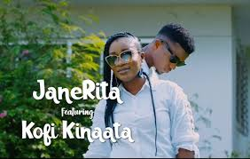 JaneRita  Ft Kofi Kinaata – God of Miracle