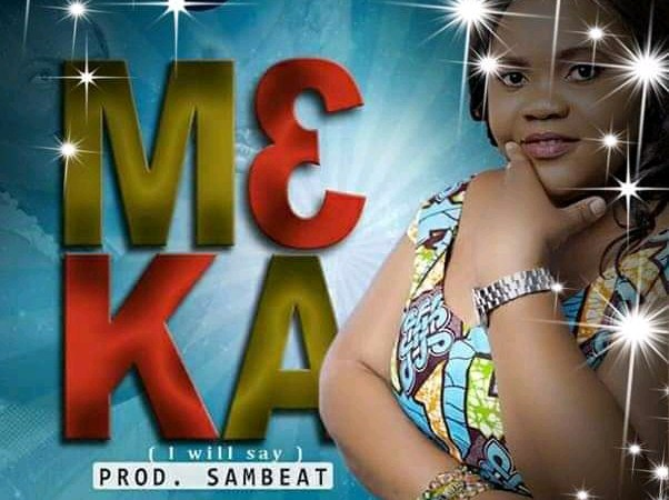 Naomy – Meka (I Will Say) (Prod. SamBeat)