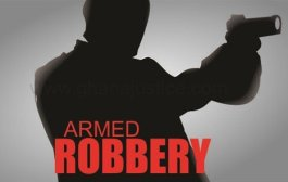 Self-styled Businessman jailed 25 years for robbery