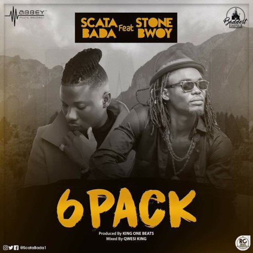 Abbey Music Records dance-hall signee, Scata Bada star Stonebwoy in new awesome gem dub 6 packs.