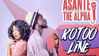 Asante The Alpha - Kotoo Line artwork