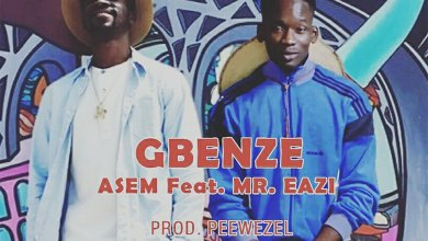 Photo of Asem drops new song with Mr. Eazi