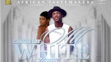 Photo of Joey B for 10th annual Canada Day All White Affair party