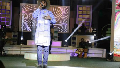 M.anifest performing at Ghana Meets Naija 2017