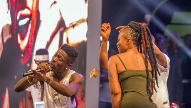 Photo of Video: Shatta Wale & Shatta Michy romantic performance at Ghana Meets Naija '17