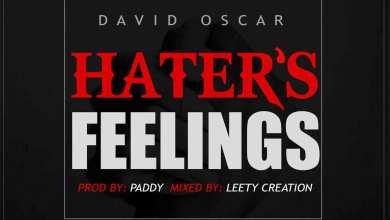 David Oscar - Hater's Feelings artwork