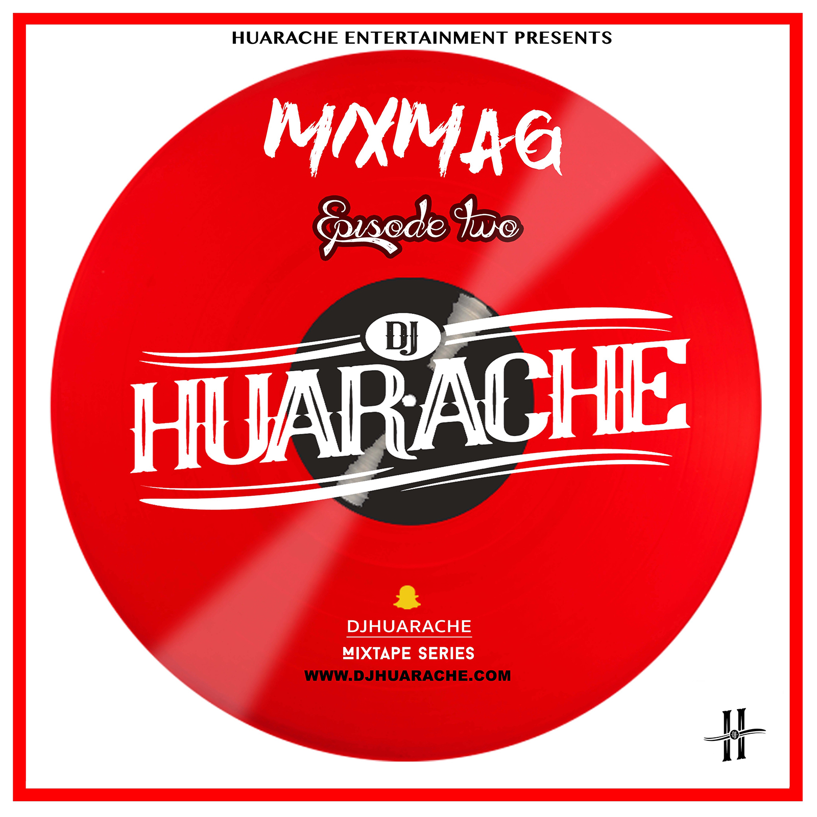 MixMag [Episode 02] Afrobeat x Azonto by DJ Huarache