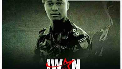 Photo of Audio: Fallen Soldier (Way Back Riddim) by IWAN