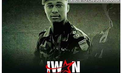 Fallen Soldier (Way Back Riddim) by IWAN