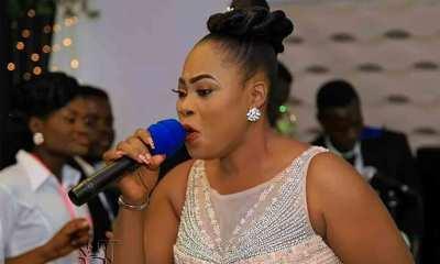 Joyce Blessing executive album launch