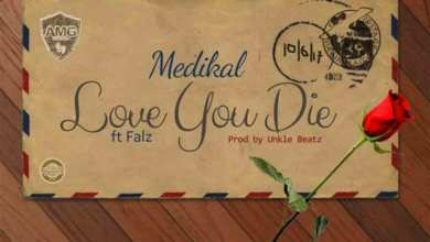 Photo of Audio: Love You Die by Medikal feat. Falz