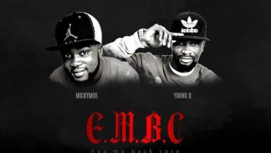 Photo of 'Eye Me Back Case (E. Y.M.B)' the new anthem by Micky Mos & Young Q