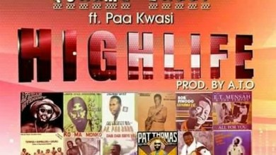 Photo of Audio: Highlife by Quarme Zaggy feat. Paa Kwasi