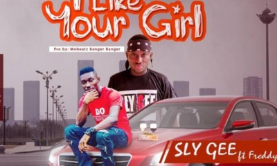 I Like Your Girl by Sly Gee feat. Freddy