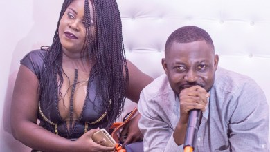 Yaa Pono with Kaakie