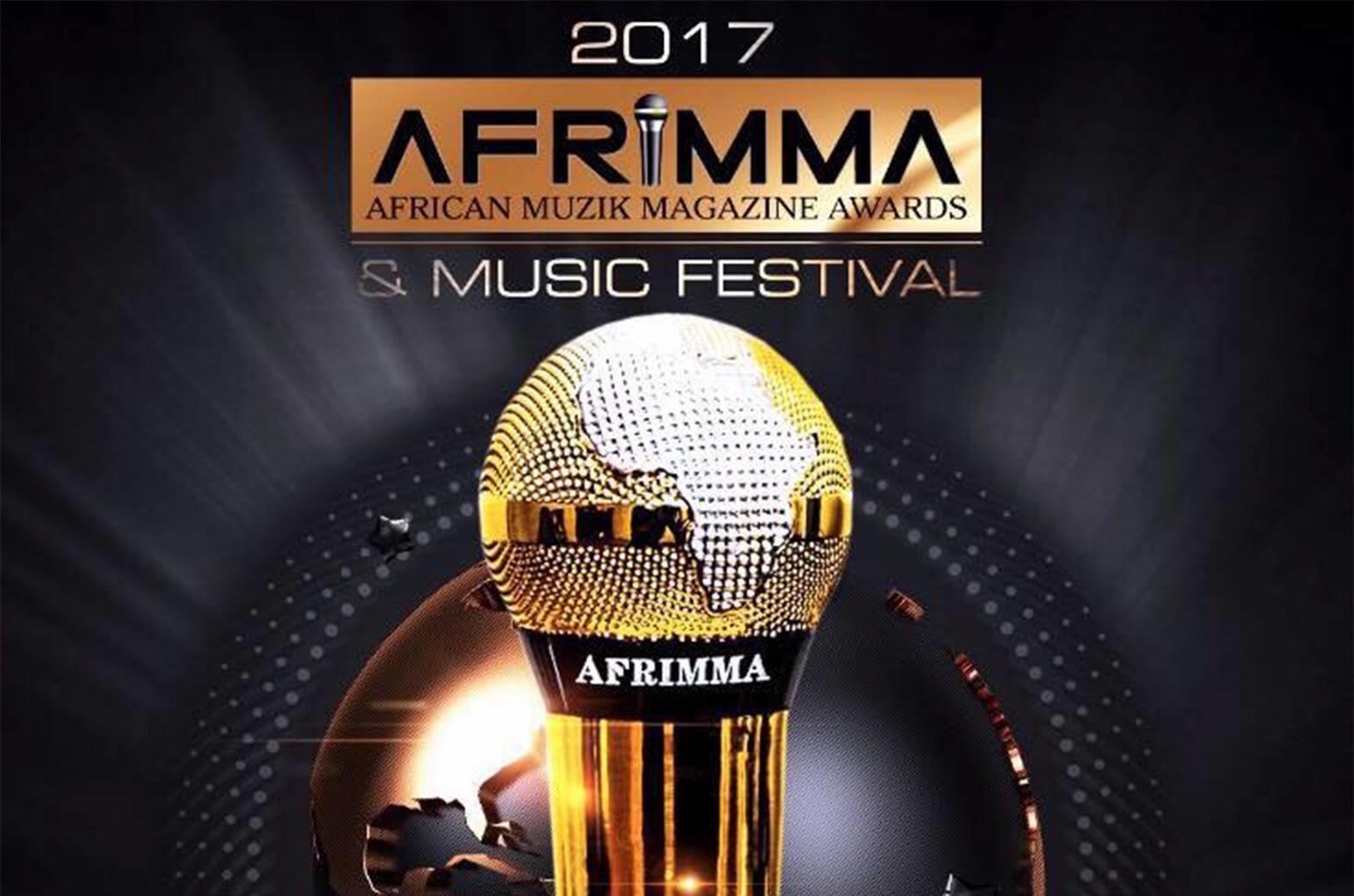 AFRIMMA 2017