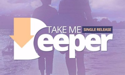 Take Me Deeper by Albert & Grace Colinwud feat. Cassie Amoako