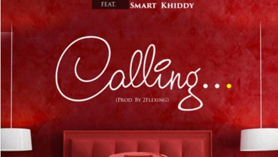 Photo of Audio: Calling by Dave Rasheed feat. Smart Khiddy