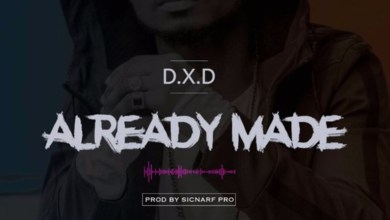 Photo of Audio: Already Made by DxD
