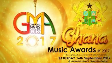 Photo of Ghana Music Awards UK 2017: Nominations announced