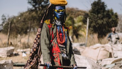 Photo of Musician Jojo Abot previews politically charged 'Ngiwunkulunkulu' & talks us through EP