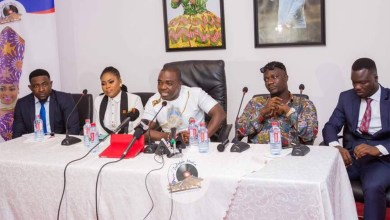 Photo of Video: Joyce Blessing & Rapper Obibini signs 4 years deal with Zylofon Media