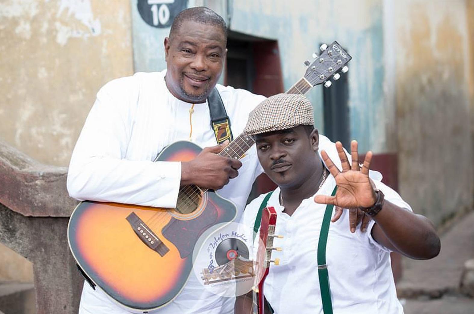 Zapp Mallet & Kumi Guitar