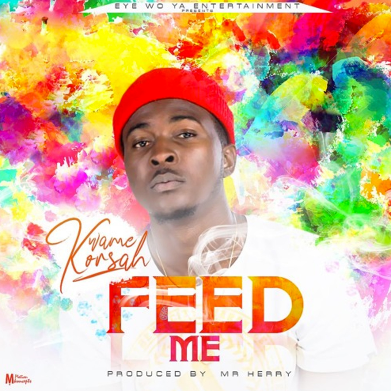 Feed Me by Kwame Korsah