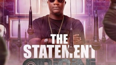 Photo of Audio: The Statement by Obibini