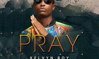 Pray by Kelvyn Boy