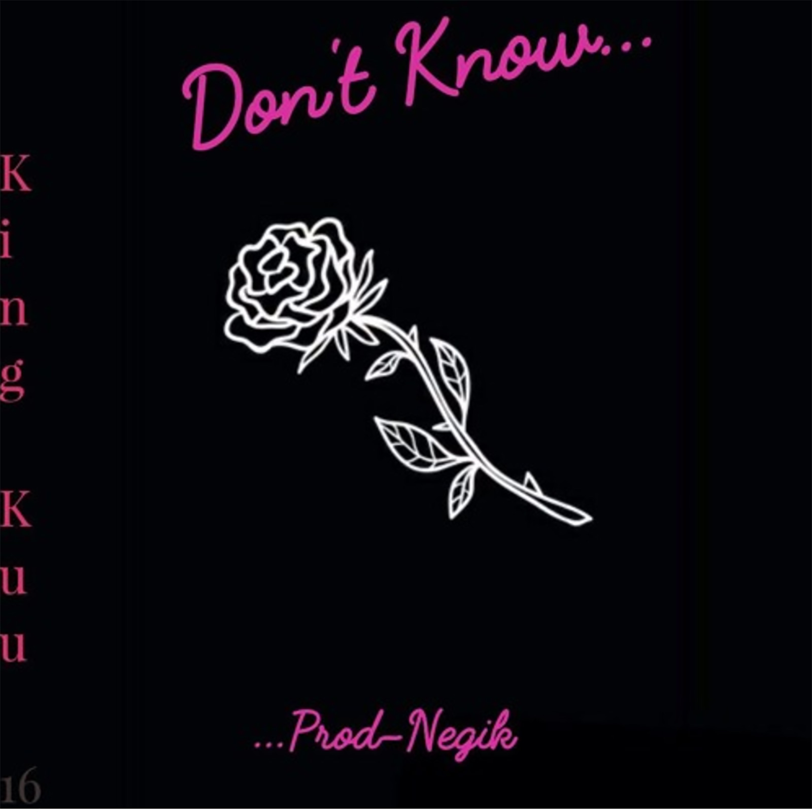 Don't Know by King Kuu