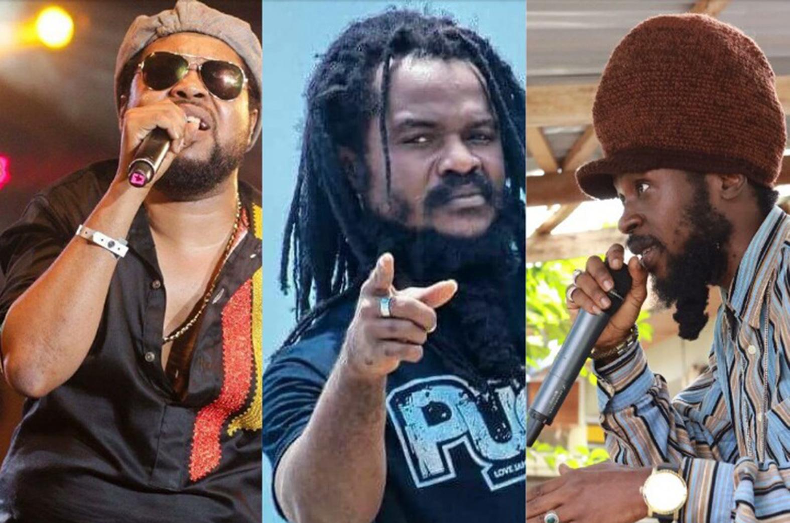GH Reggae artistes