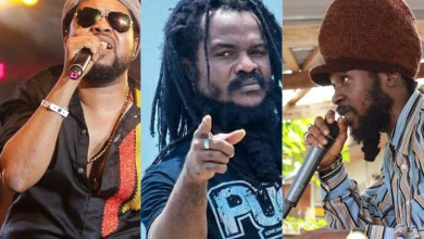 Photo of Knii Lante, Ras Kuuku & Kojo Kombolo set for Accra Reggae Weekend