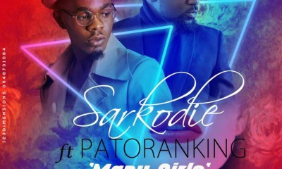 Many Girls (Kankpe) by Sarkodie feat. Patoranking