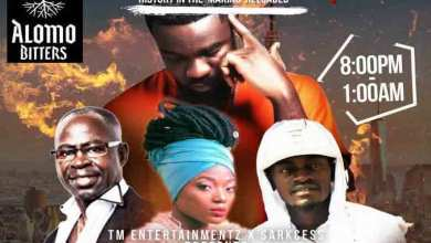 Photo of Lil Win, Amakye Dede & Efya added to Sarkodie's New York concert