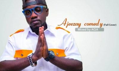 Comedy (Davido Fall cover) by Ajeezay