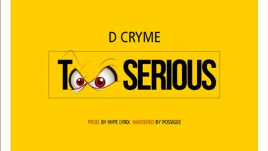 Photo of Audio: Too Serious by D Cryme