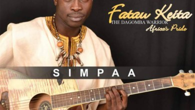 Photo of Audio: Simpaa by Fatau Keita