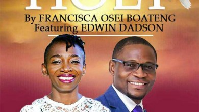 Photo of Audio: Holy by Francisca Osei Boateng feat. Pst Edwin Dadson